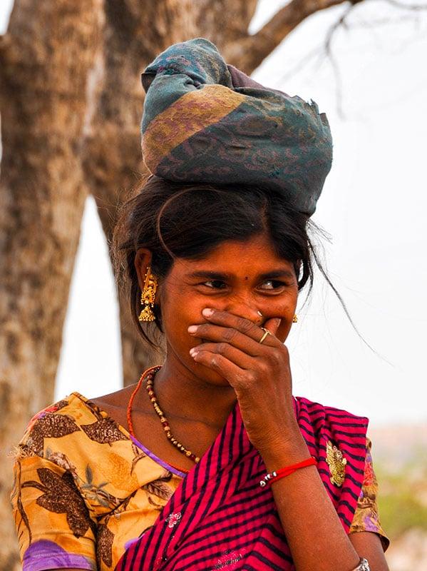 portrait indien en inde à bundi dans le rajasthan en voyage photo et stage photo. www.thisytravels.fr