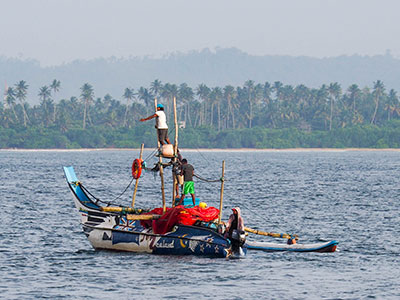voyagez au sri-lanka avec l'agence de voyage thisy-travels promenez vous sur les plages au milieu des bateaux de peche www.thisytravels.fr