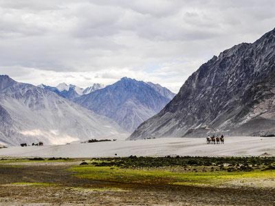 voyager au ladakh en inde du nord sur les contreforts de l'himalaya region du trekking www.thisytravels.fr