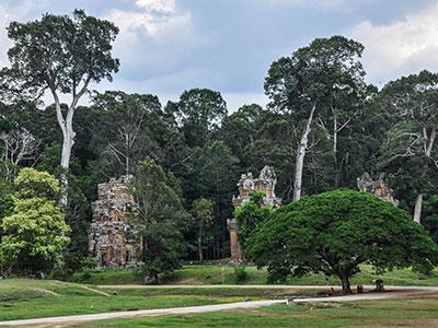 La citée d'Angkor-vat au cambodge à visiter avec Thisy-Travels www.thisytravels.fr