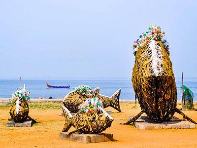 voyage à kochi ou cochin en inde du sud avec l'agence thisy-travels dans le kerala avec ses plages www.thisytravels.fr
