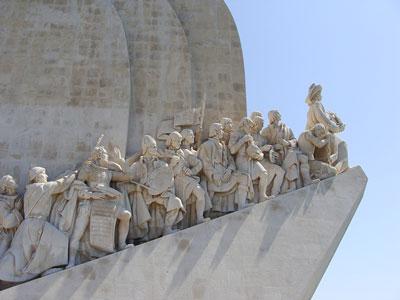 voyagez en europe, au portugal découvrir de magnifiques architectures comme les statuts et paysages avec l'agence de voyage thisy-travels sur le site www.voyageindien.fr